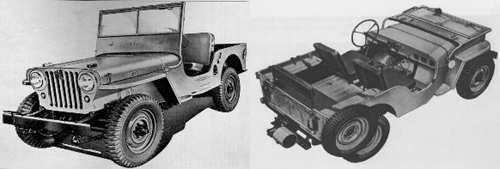 1945-49 WILLYS CJ2A