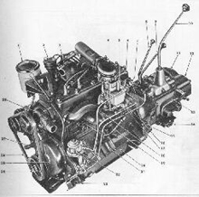 """L"" FLAT HEAD ENGINE"